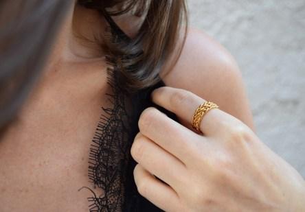 Ring Braided