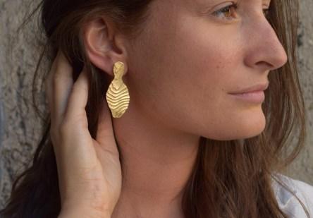 EarringsSepiaLong