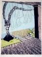 Phinneylard 1 Mixed Media 12in x 9in 2007