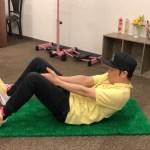 腹筋タバタトレーニングで腹筋割ってシックスパックを目指そう!岩倉駅前パーソナルトレーニングジムSATISFY