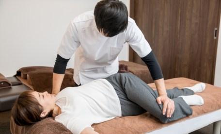 岩倉駅前パーソナルトレーニングジムSATISFYの骨盤矯正コース