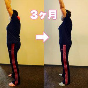 上小田井駅前ダイエットジムSATISFY64歳最後のダイエットは3ヶ月で12.5キロ減と若くなりながらダイエット成功〜!