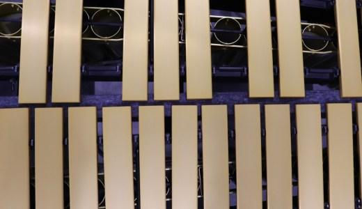 打楽器の代用術~チャイム、フィールドドラム、クロテイル、ハープほか