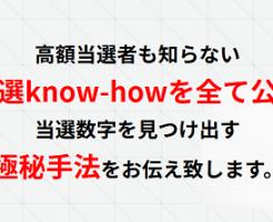 当選実証「ロト6当選マニュアル」 100部限定