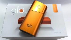 【セブンイレブン限定】glo mini(グローミニ)のオレンジを紹介します!