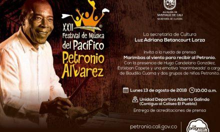 XXII Festival de Música del Pacífico Petronio Álvarez