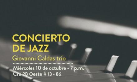 ¡Concierto de Jazz!