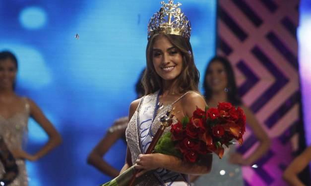 Valeria Morales, señorita Valle, es la nueva Miss Colombia 2018