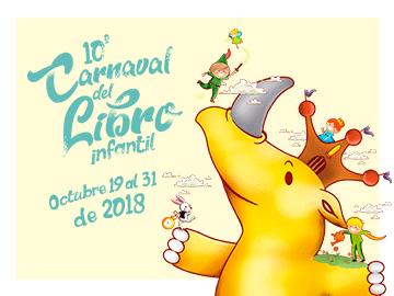Carnaval del libro infantil 2018 – 19 al 31 octubre