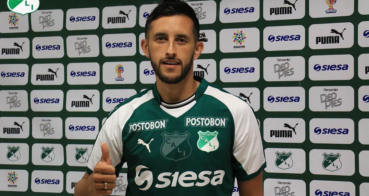Camilo Vargas aseguró su continuidad con el Deportivo Cali hasta 2021