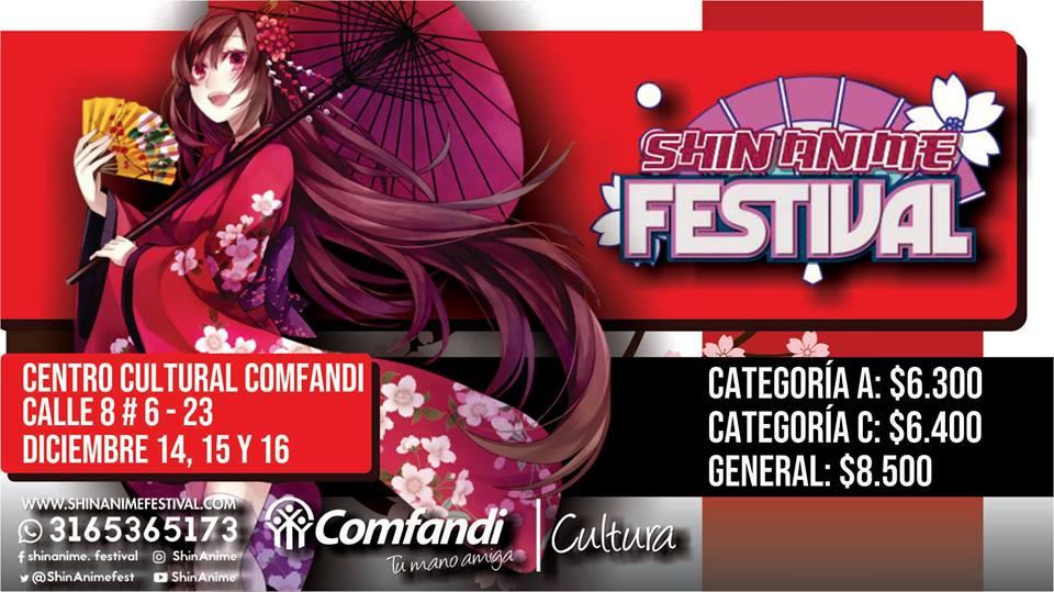 SHINANIME FESTIVAL 2018