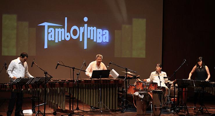 Prográmese con el Festival Internacional de Percusión Tamborimba