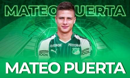 Mateo Puerta será nuevo jugador del Deportivo Cali