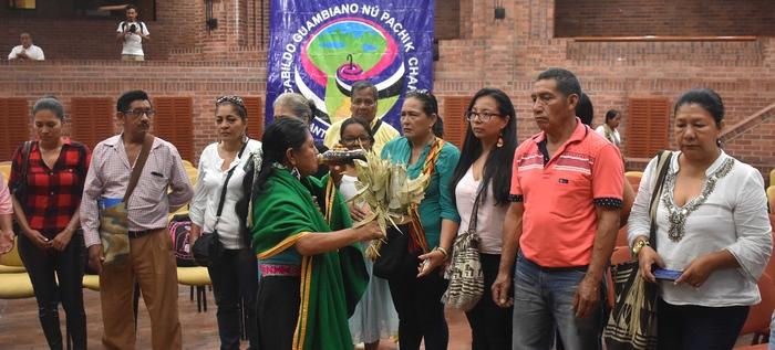 Pueblos indígenas celebran el Inti Raymi en Cali