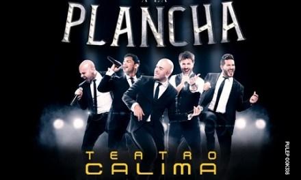 A RECORDAR CANTANDO CON HOMBRES A LA PLANCHA.
