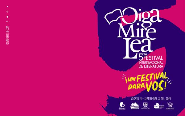 Biblioteca Departamental Jorge Garcés Borrero presenta Oiga, Mire, Lea en su versión 5.