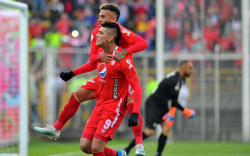 América de Cali igualó 3-3 frente a La Equidad en el estadio Metropolitano de Techo