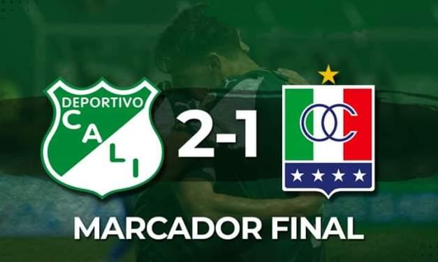 Deportivo Cali derrota al Once Caldas y asegura su clasificación a los cuadrangulares