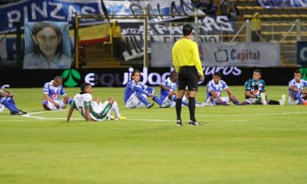 Futbolistas colombianos acordaron entrar en paro para agotar todas las instancias
