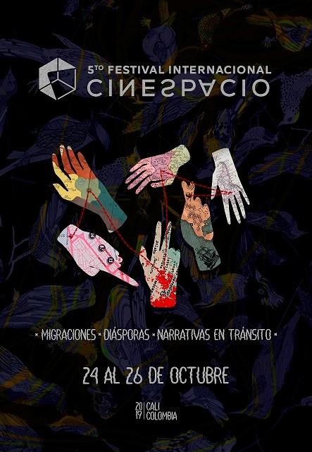 Llega a Cali Cinespacio: migraciones, diásporas y narrativas en tránsito