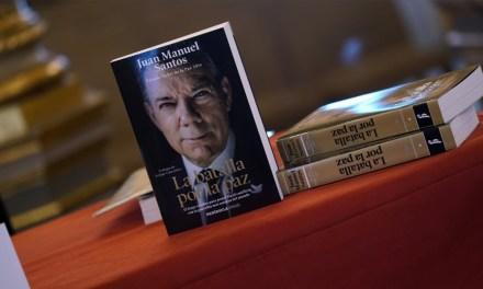'La batalla por la paz', el libro de Juan Manuel Santos, será presentado en la FIL Cali 2019