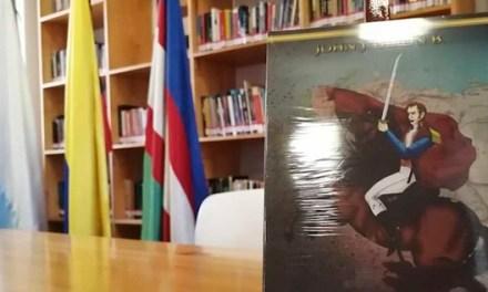 'El Precursor' se presenta en la Feria Internacional del Libro Cali 2019