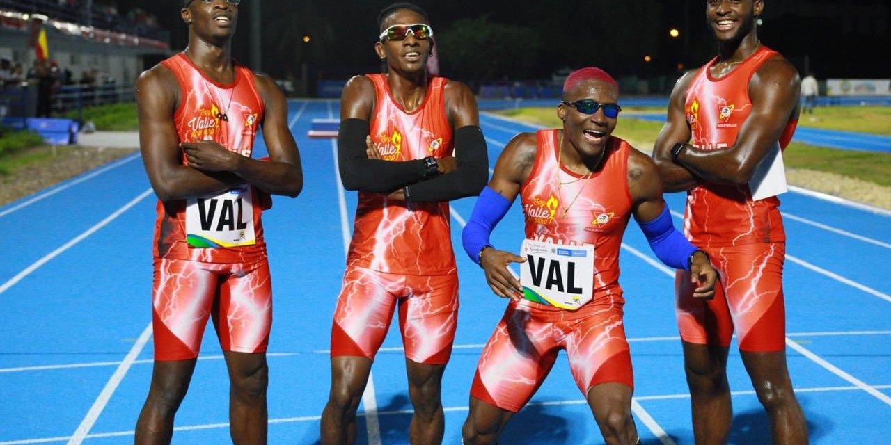 Hanconcluido los juegos nacionales y así quedó la tabla de medallería.