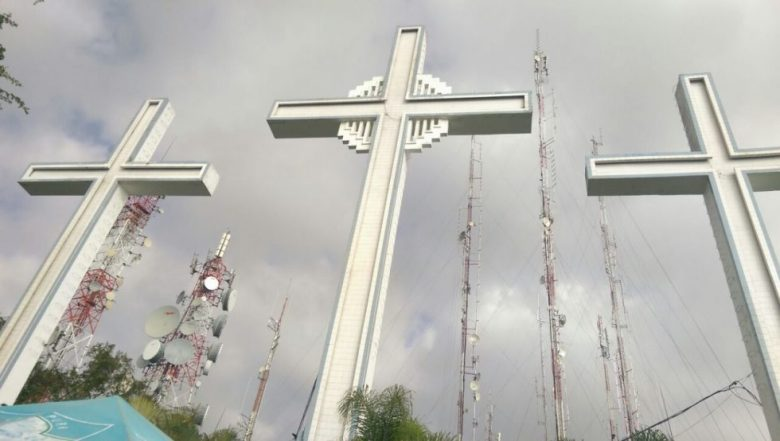Monumento Las Tres Cruces