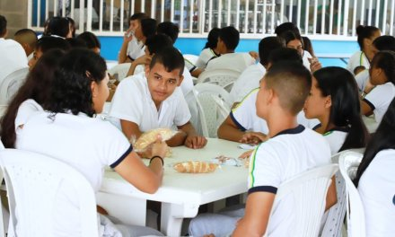 Empieza el programa de Alimentación Escolar (PAE)