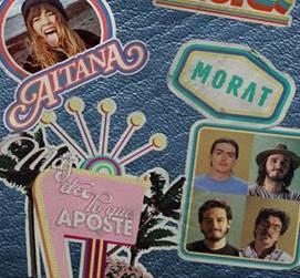 """AITANA, MORAT  """"Más De Lo Que Aposté"""""""
