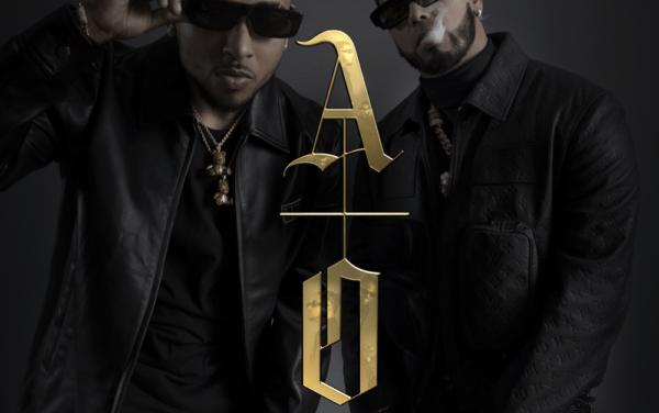 ANUEL AA y OZUNA lanzan álbum en colaboración titulado LOS DIOSES.