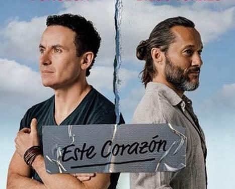 """DIEGO TORRES  nos presenta su nuevo sencillo y video """"ESTE CORAZÓN"""" junto a FONSECA"""
