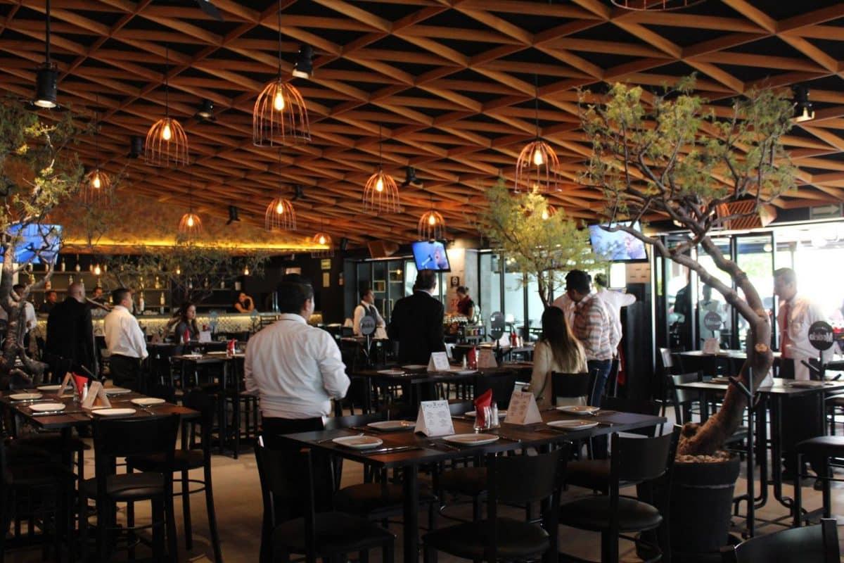 La Tercera Ronda  Restaurante en el Centro Historico Puebla