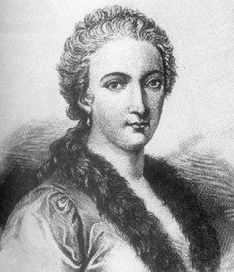 5 mujeres científicas María Gaetana