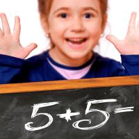 ¿Aprobarías este examen de Matemáticas de 4º de Primaria?