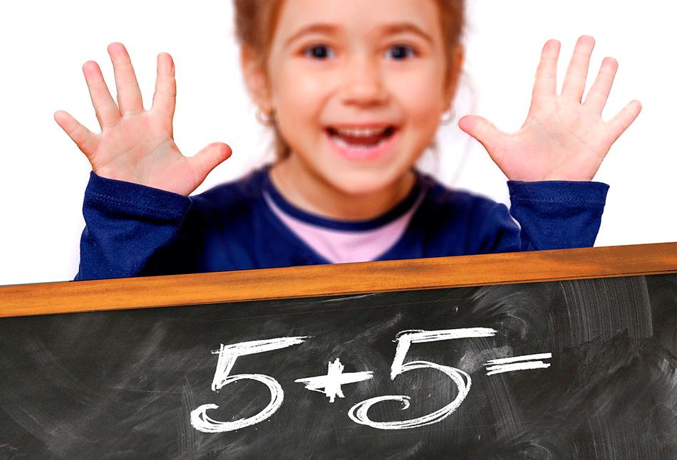 matemáticas de 3º de Primaria