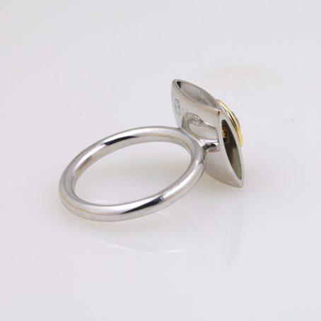 Captivating Amethyst Ring 8