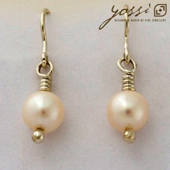 Exceptional Everyday Pearl Earrings