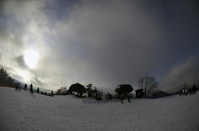スキーカメラマン@軽井沢プリンススキー場