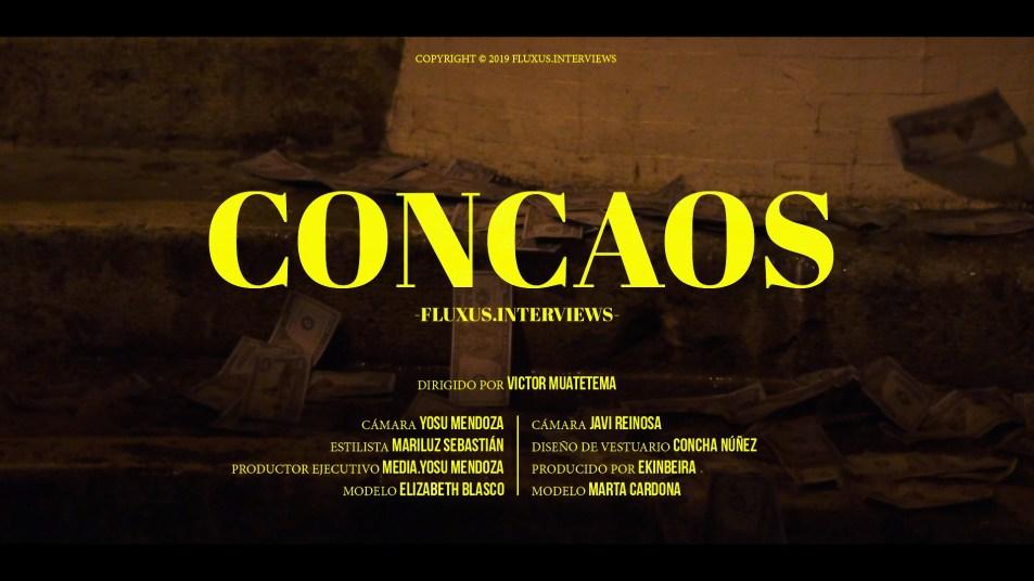CONCAOS x FLUXUS INTERVIEW