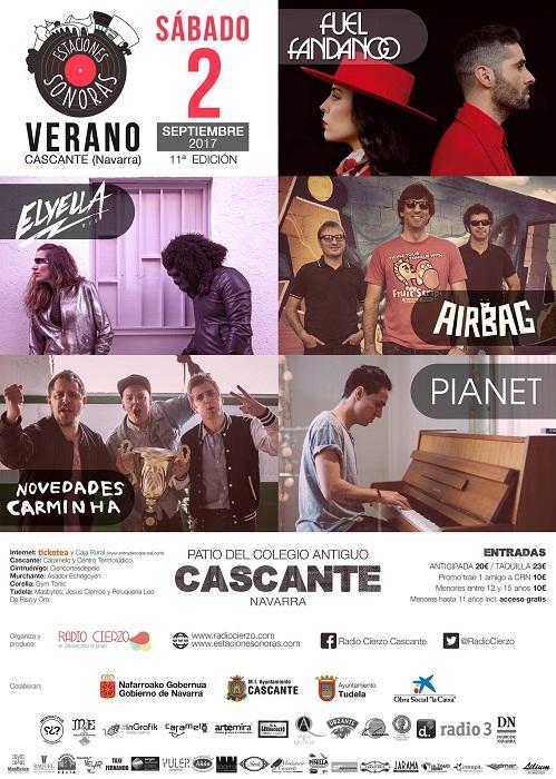 estaciones-sonoras-de-verano-2017-fuel-fandango-novedades-carminha-elyella-airbag-pianet-radio-cierzo-cascante