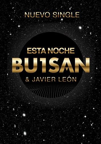 """BUISAN presenta su nuevo single """"Esta noche""""."""