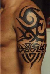 tribal arm tattoos tattoo cool