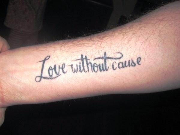 small love tattoos design