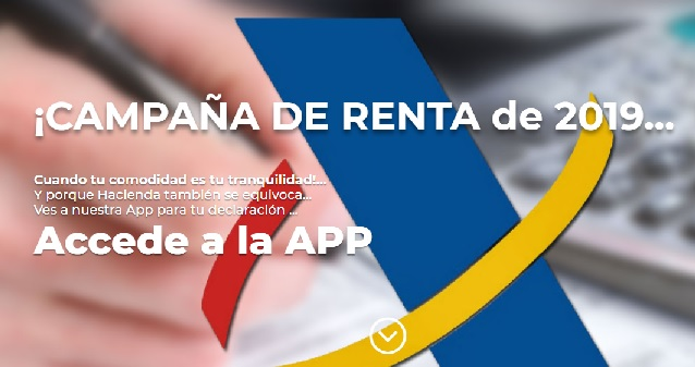 CAMPAÑA DE LA RENTA 2019