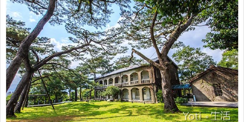 [花蓮市區] 松園別館   百年松樹林立的文藝景點