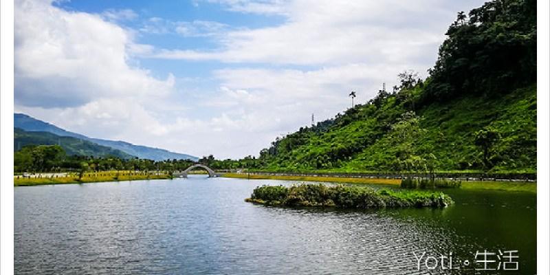 [花蓮光復] 吉利潭遊憩區   馬錫山下的大湖公園, 讓秘境不再是秘境