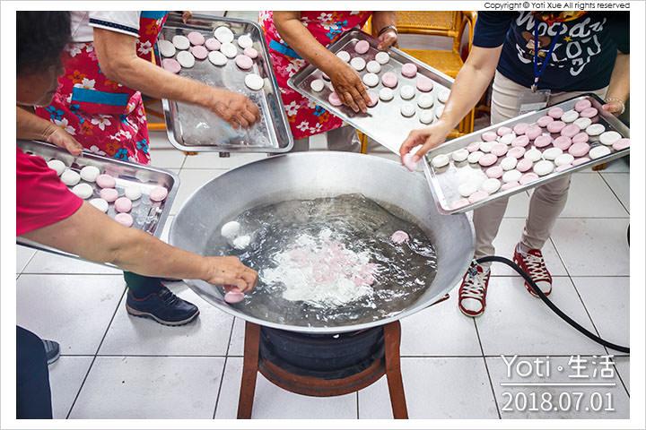 [花蓮富里] 竹田義民亭   客家大湯圓、紅龜糕、艾草糕 DIY 體驗