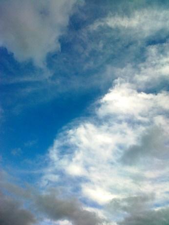 Langit Korea, November 2012