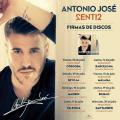 Antonio José Presenta Nuevo Disco, SENTI2